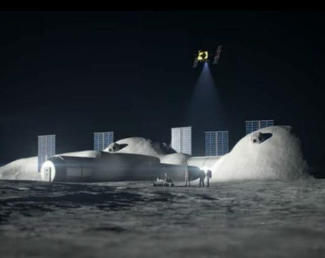 still 2 ESA Lunar exploration