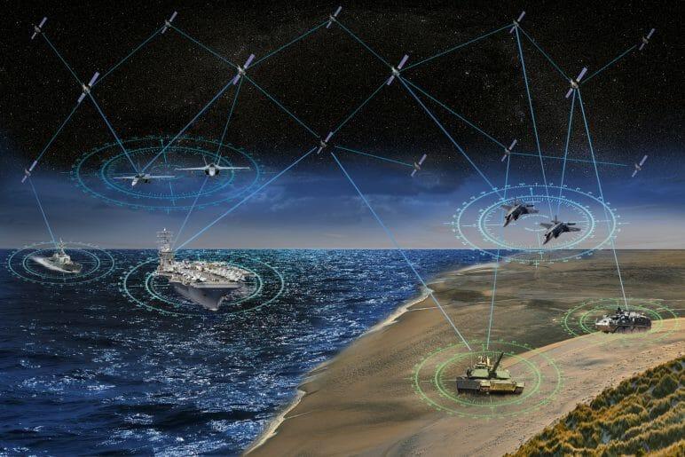 Northrop Grumman Blackjack Assured PNT Payload