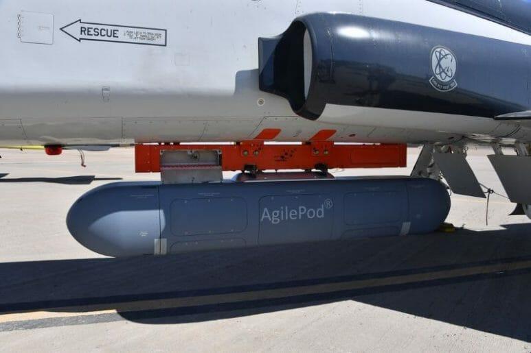 AirForce AgilePod
