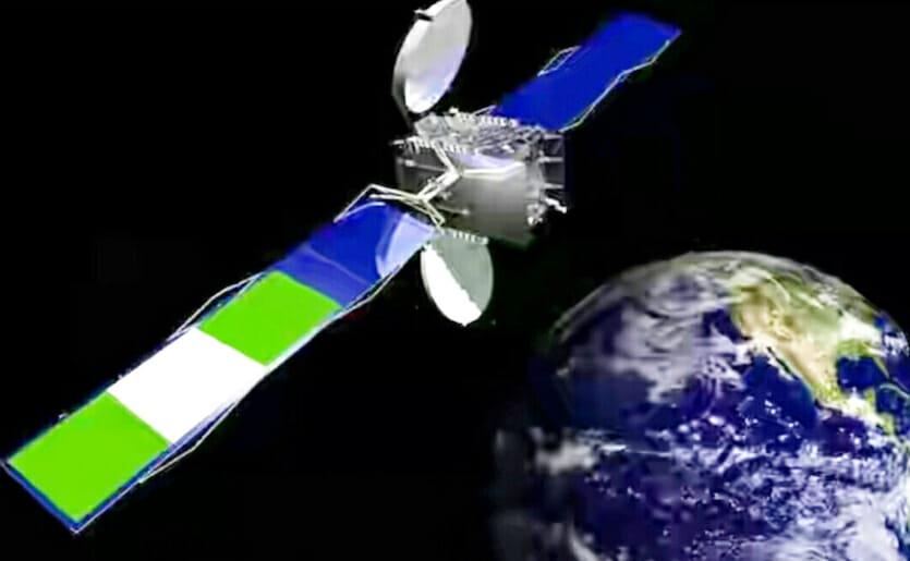Nigeria-NigComSat-1