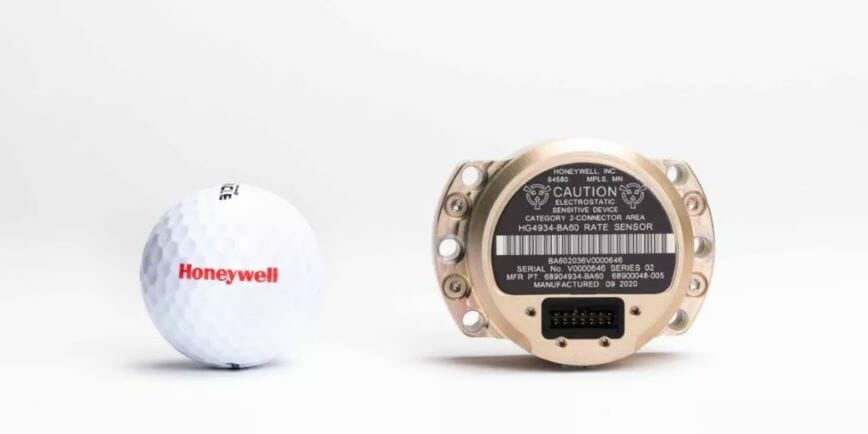 Honeywell New Rate Sensor