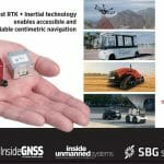 RTK + Inertial Technology