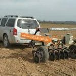GNSS SBAS and Earth Observation Satellites Help Improve Farm Soil Drainage and Variable Rate Fertilization