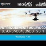 PNT Requirements as UAVs Go BVLOS