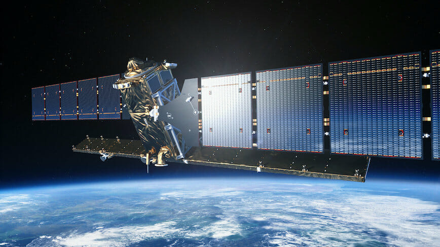 New Space Receiver Multiplies Satellite Positioning Accuracy Tenfold