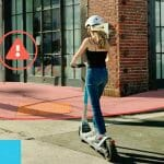 GNSS, Inertial to Keep Scooters Off Sidewalks